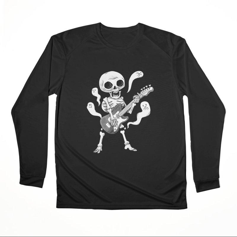 dead rock Men's Performance Longsleeve T-Shirt by Pepe Rodríguez