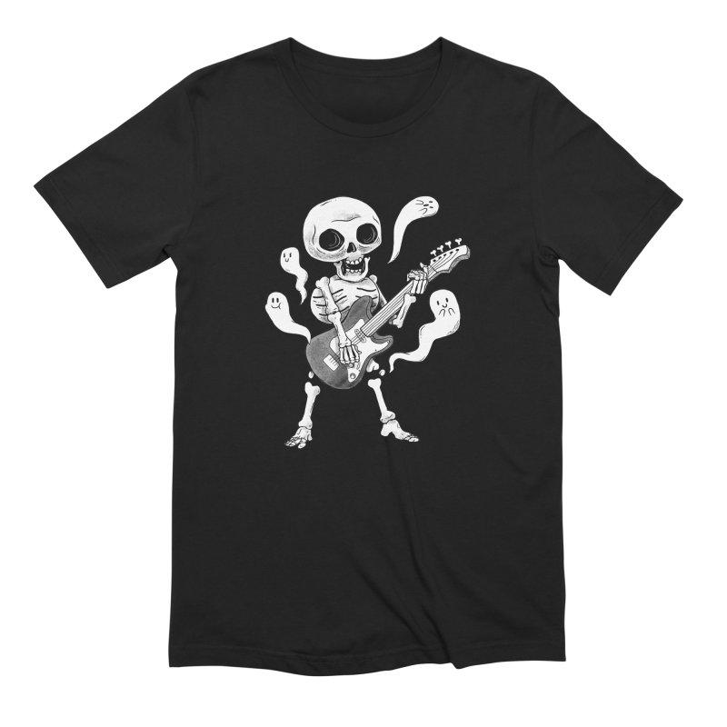 dead rock Men's Extra Soft T-Shirt by Pepe Rodríguez