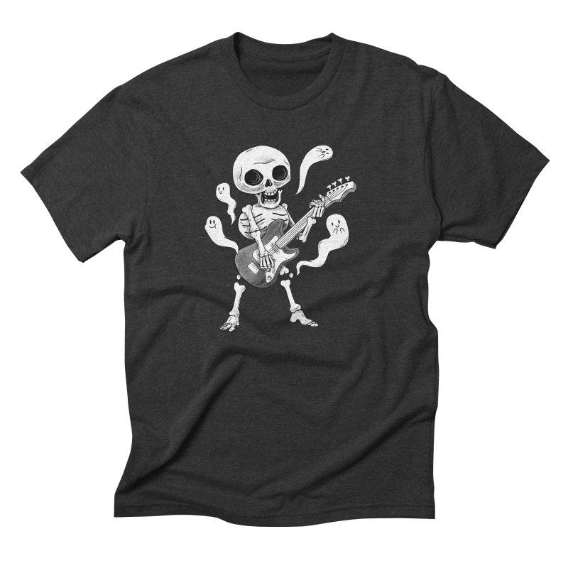 dead rock Men's Triblend T-Shirt by Pepe Rodríguez