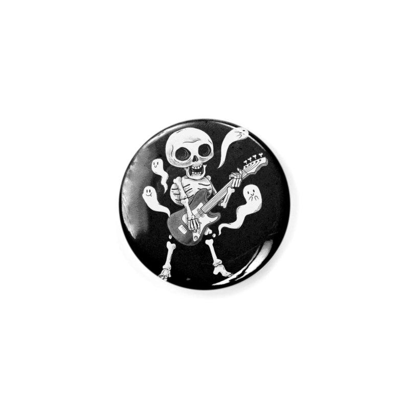 dead rock Accessories Button by Pepe Rodríguez