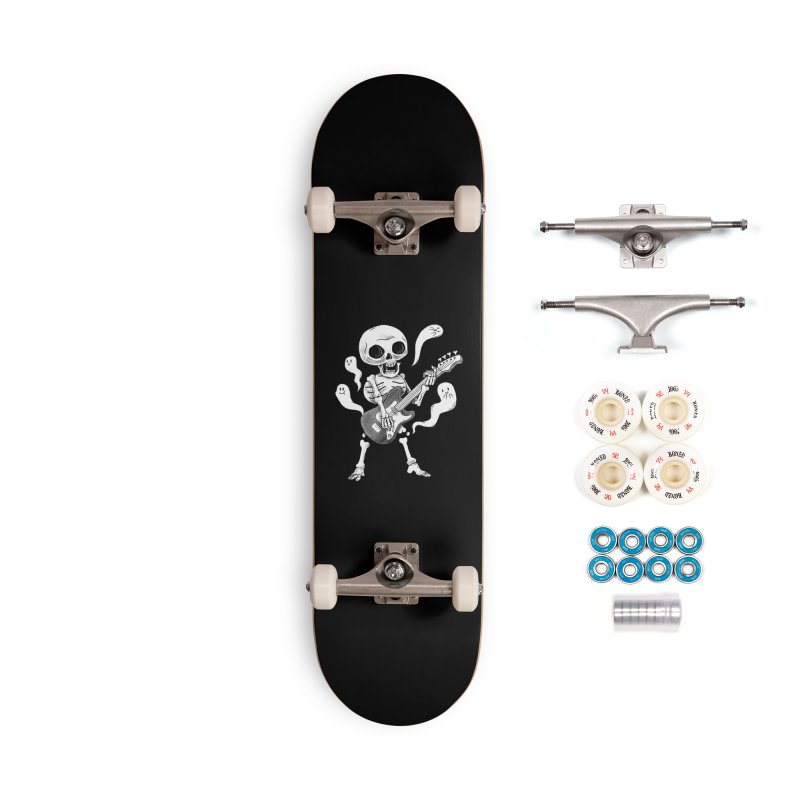dead rock Accessories Complete - Premium Skateboard by Pepe Rodríguez