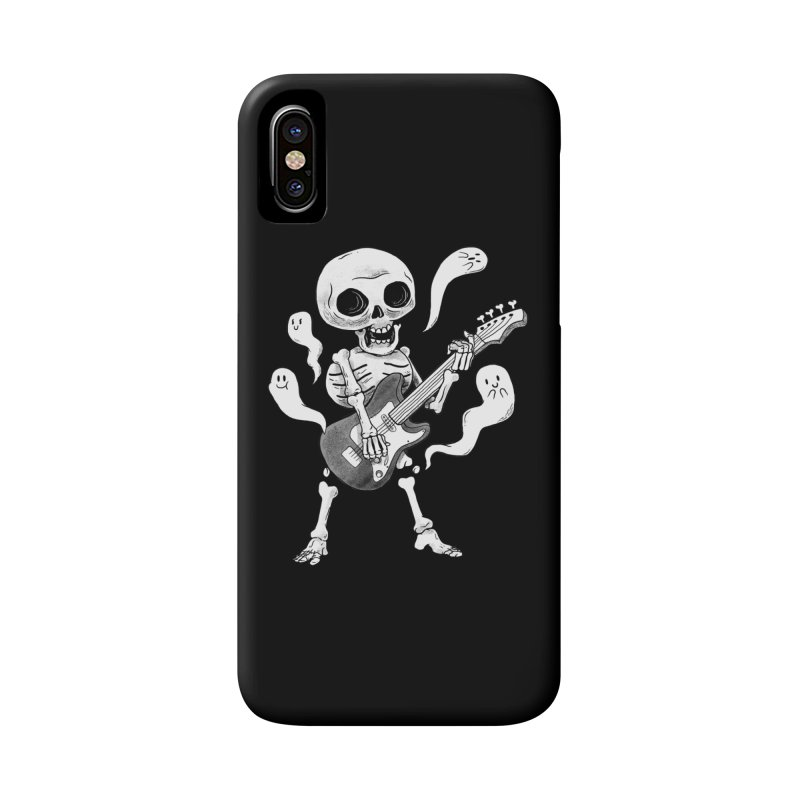 dead rock Accessories Phone Case by Pepe Rodríguez