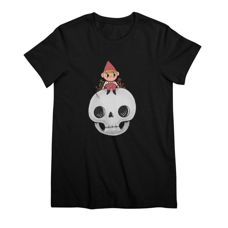 My little friend Women's Premium T-Shirt by Pepe Rodríguez