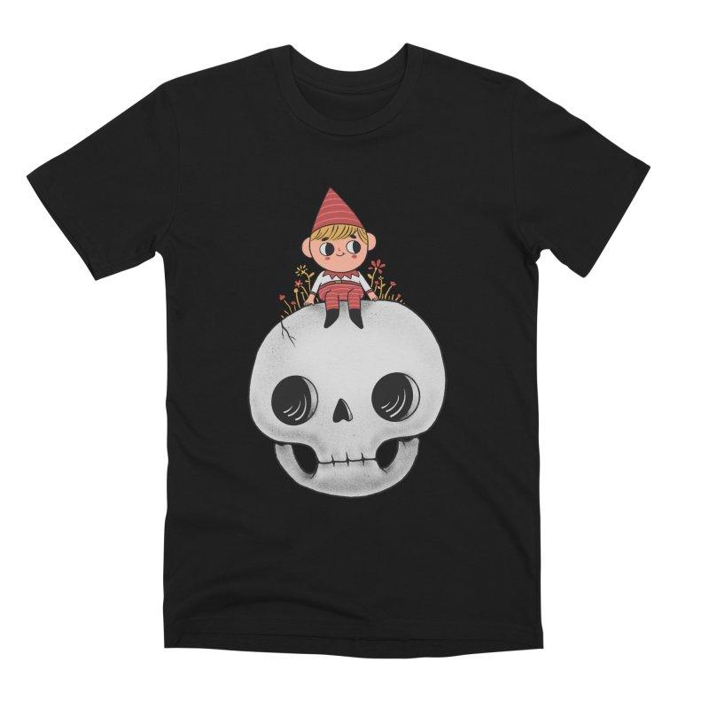 My little friend Men's Premium T-Shirt by Pepe Rodríguez