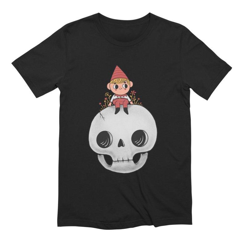 My little friend Men's Extra Soft T-Shirt by Pepe Rodríguez