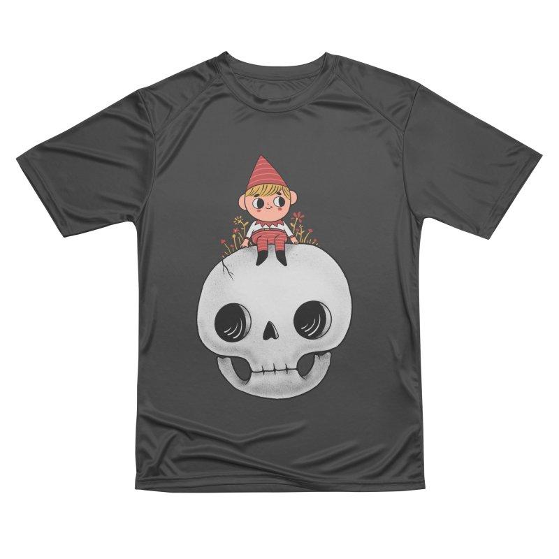 My little friend Men's Performance T-Shirt by Pepe Rodríguez