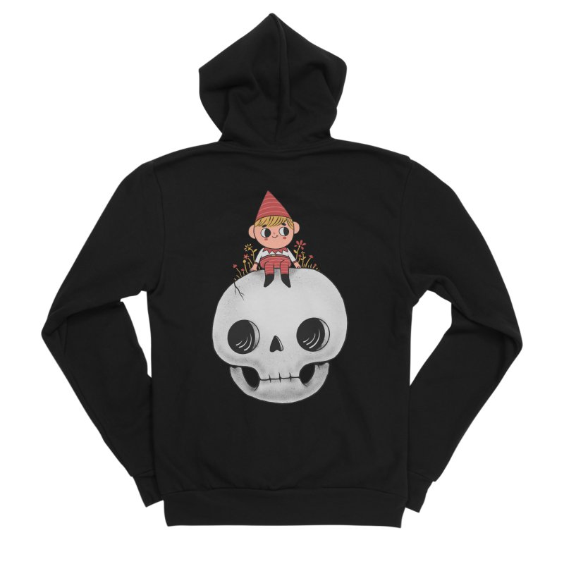 My little friend Women's Sponge Fleece Zip-Up Hoody by Pepe Rodríguez