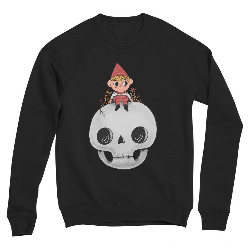 My little friend Women's Sponge Fleece Sweatshirt by Pepe Rodríguez