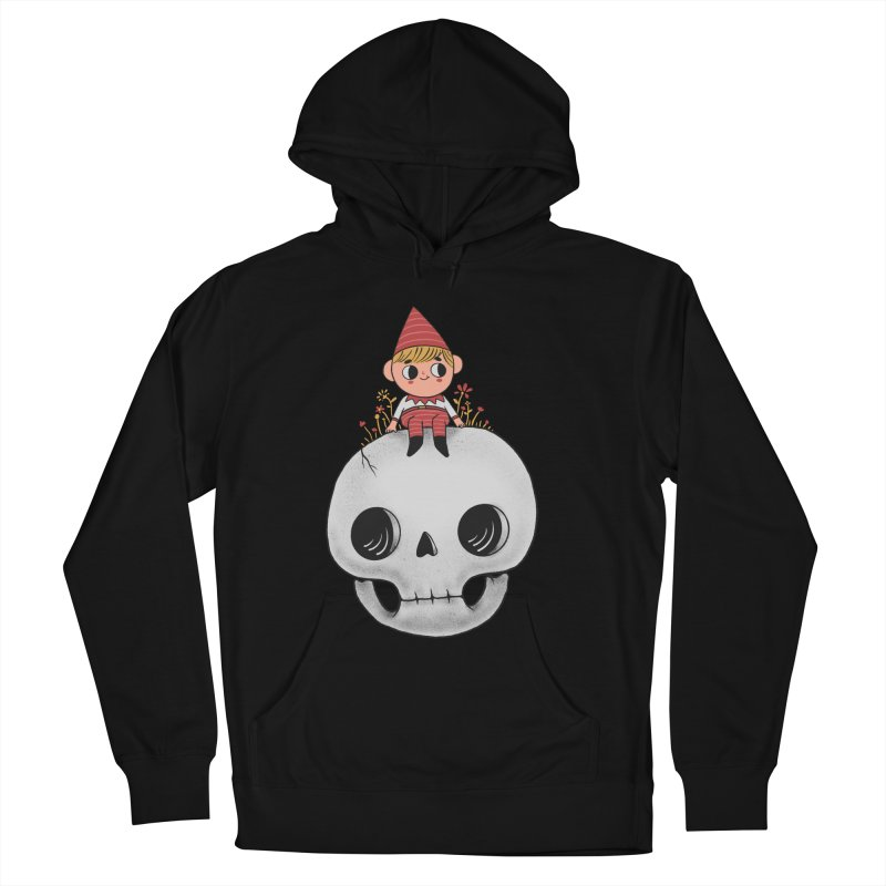My little friend Women's French Terry Pullover Hoody by Pepe Rodríguez