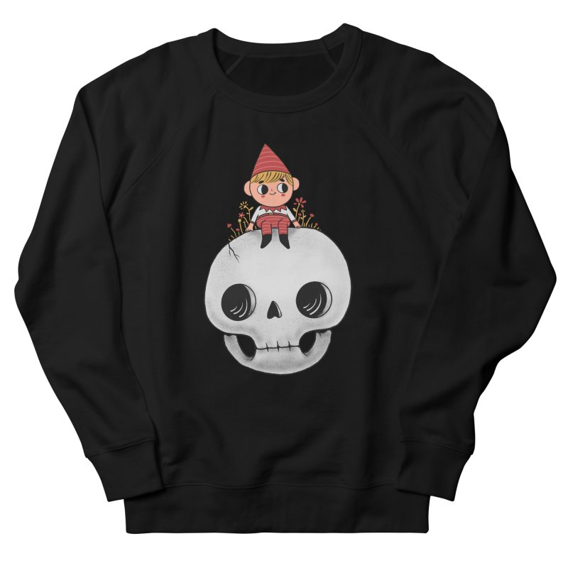 My little friend Men's French Terry Sweatshirt by Pepe Rodríguez