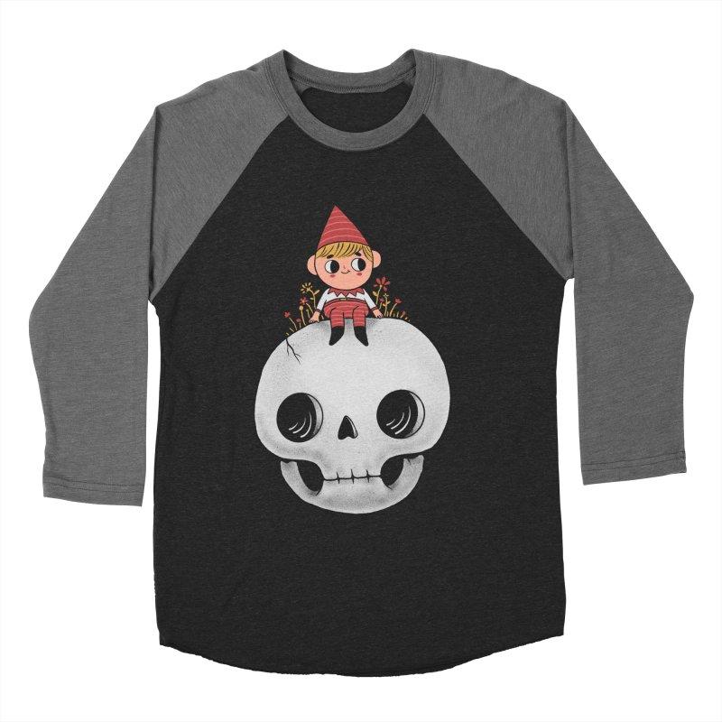 My little friend Women's Baseball Triblend Longsleeve T-Shirt by Pepe Rodríguez