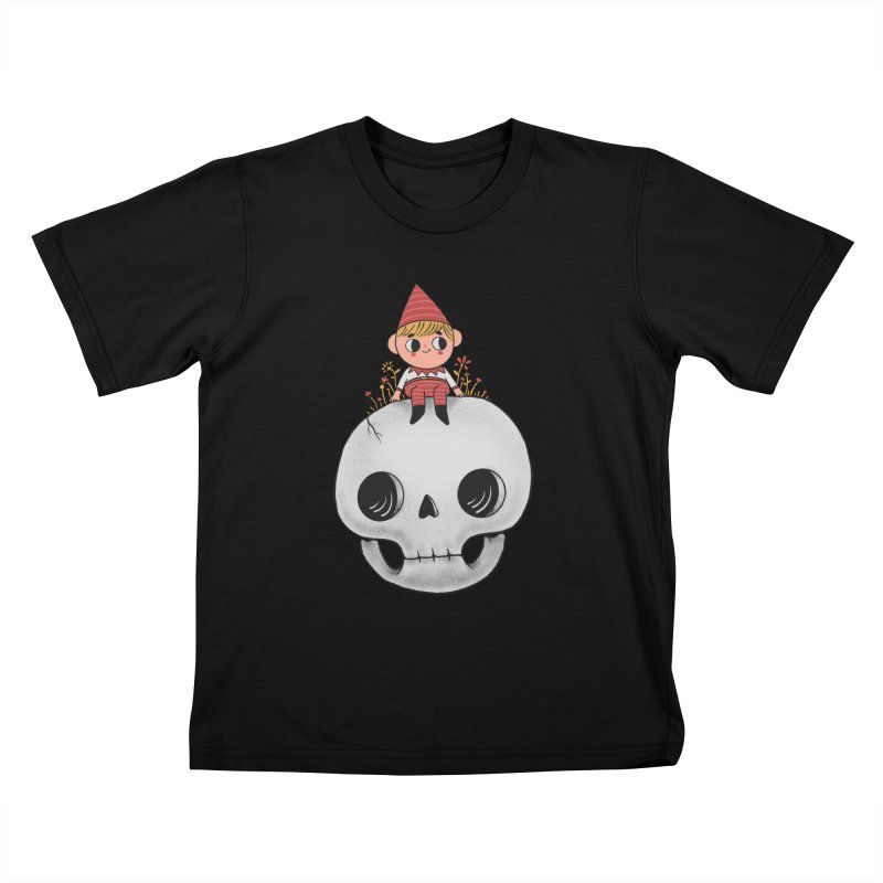 My little friend Kids T-Shirt by Pepe Rodríguez