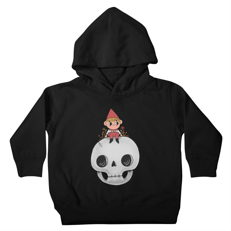 My little friend Kids Toddler Pullover Hoody by Pepe Rodríguez