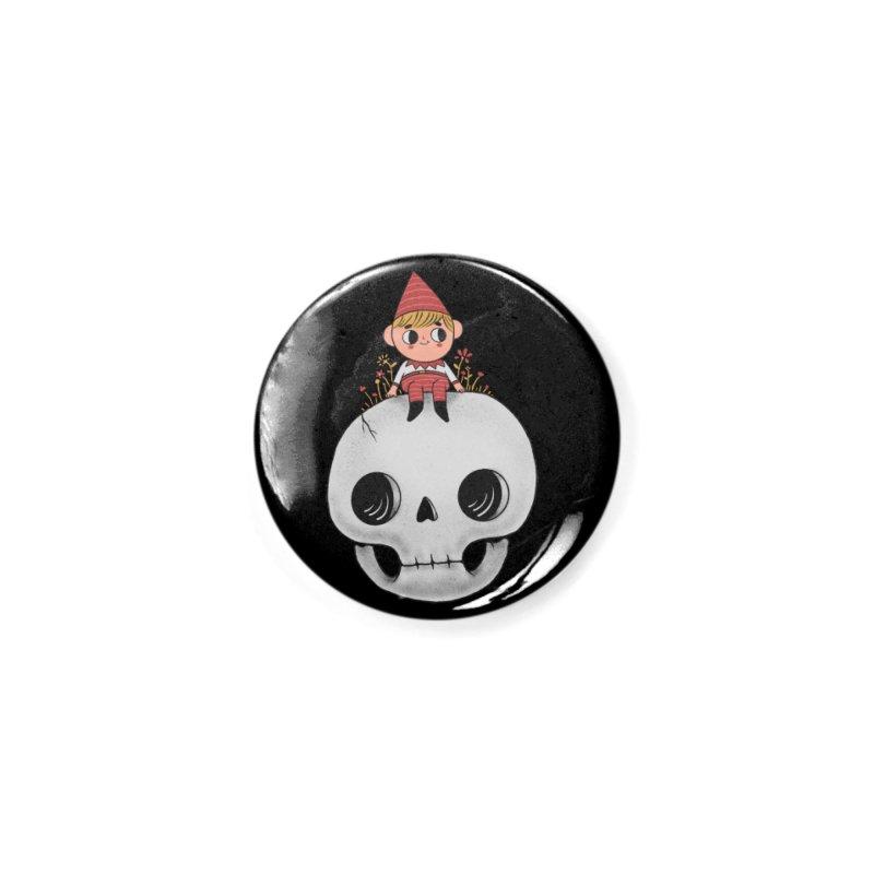 My little friend Accessories Button by Pepe Rodríguez