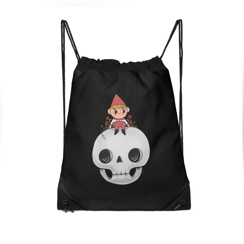 My little friend Accessories Drawstring Bag Bag by Pepe Rodríguez