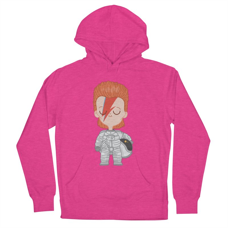 StarMan Women's Pullover Hoody by Pepe Rodríguez