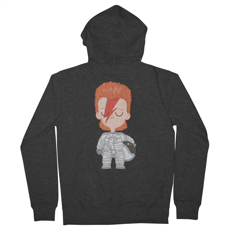 StarMan Men's Zip-Up Hoody by Pepe Rodríguez