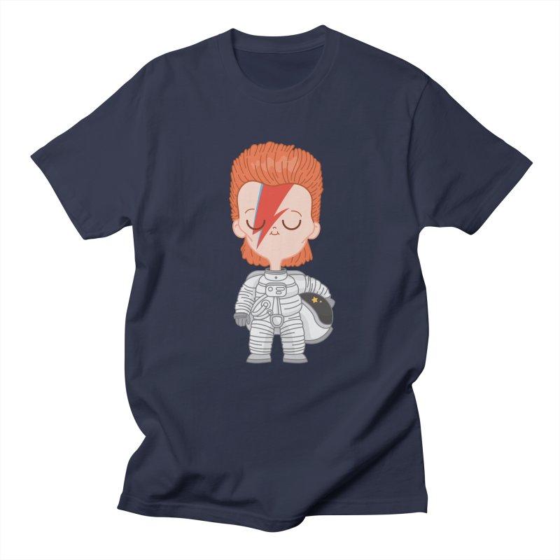StarMan Men's T-Shirt by Pepe Rodríguez