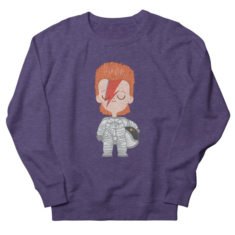 StarMan Women's French Terry Sweatshirt by Pepe Rodríguez