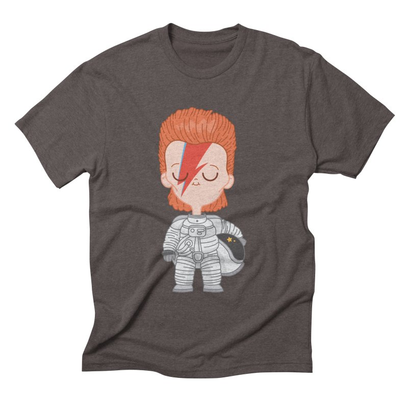 StarMan Men's Triblend T-shirt by Pepe Rodríguez