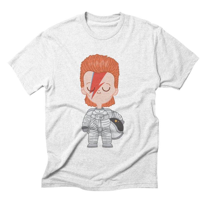 StarMan Men's Triblend T-shirt by Pepe Rodríguez