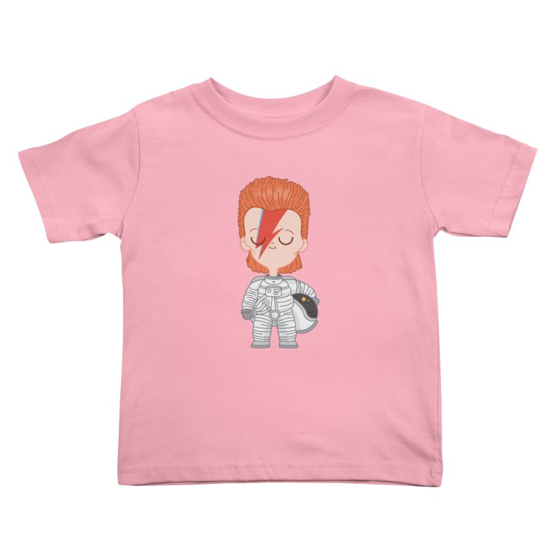StarMan Kids Toddler T-Shirt by Pepe Rodríguez