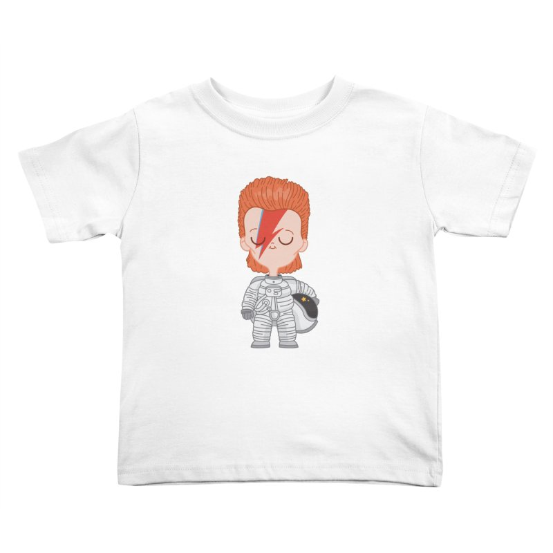 StarMan Kids Toddler T-Shirt by Pepe Rodríguez