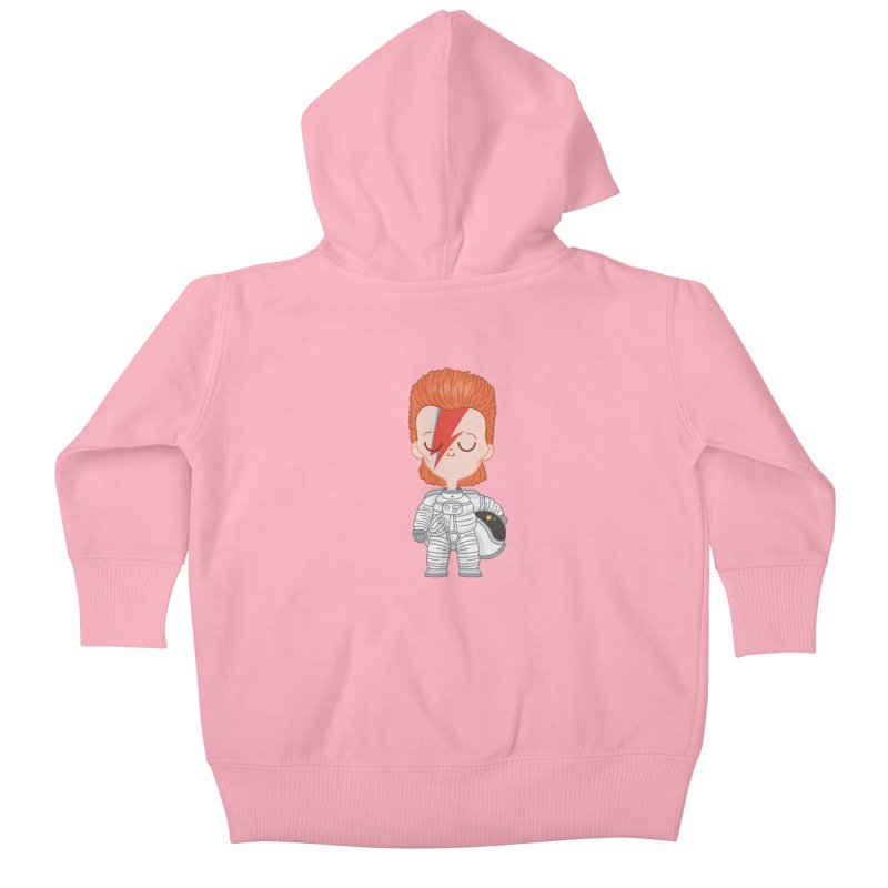 StarMan Kids Baby Zip-Up Hoody by Pepe Rodríguez