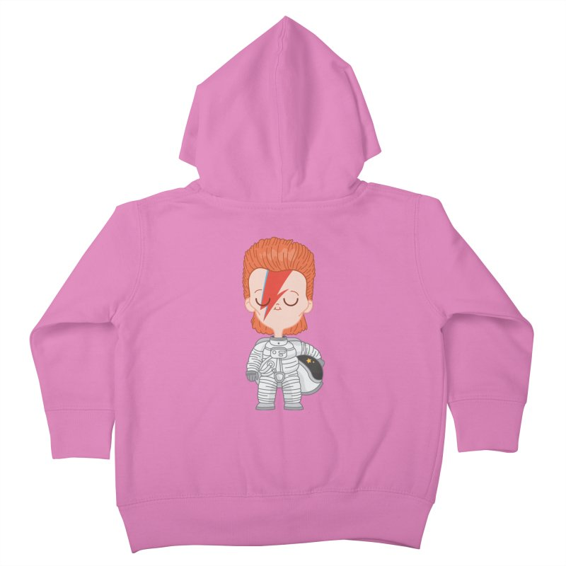 StarMan Kids Toddler Zip-Up Hoody by Pepe Rodríguez