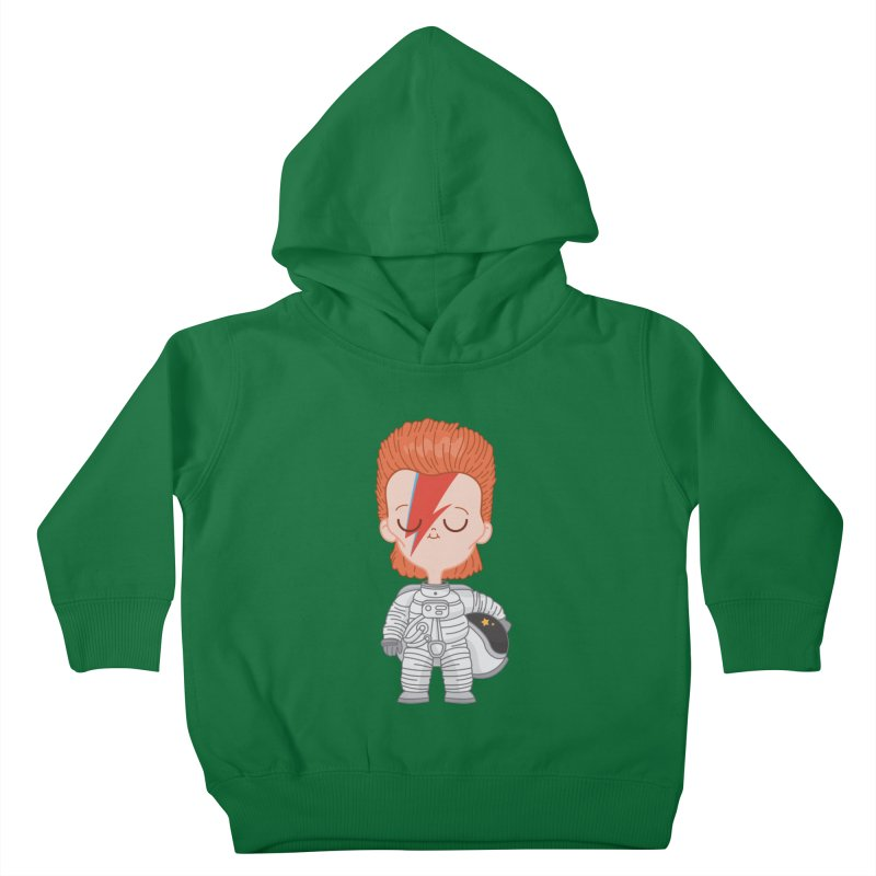 StarMan Kids Toddler Pullover Hoody by Pepe Rodríguez