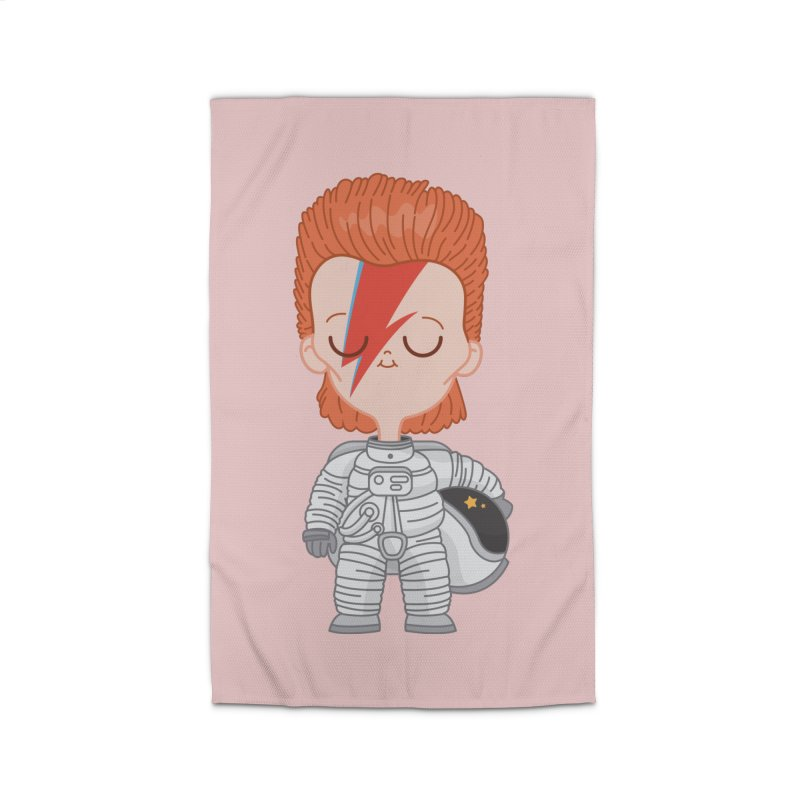 StarMan Home Rug by Pepe Rodríguez