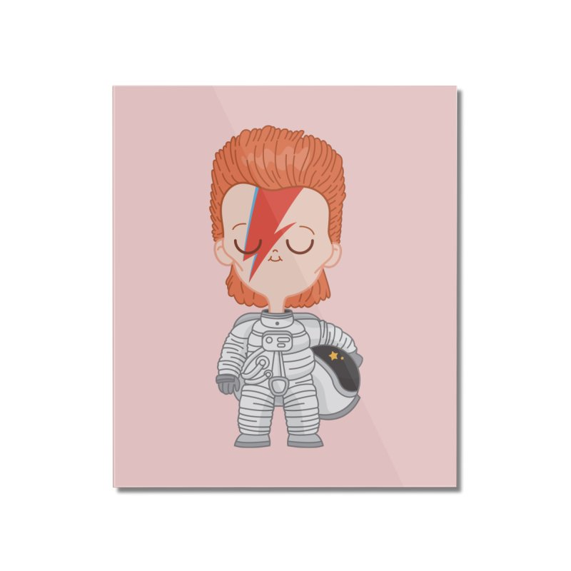 StarMan Home Mounted Acrylic Print by Pepe Rodríguez