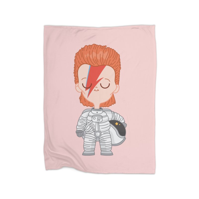 StarMan Home Blanket by Pepe Rodríguez