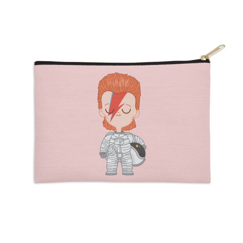 StarMan Accessories Zip Pouch by Pepe Rodríguez