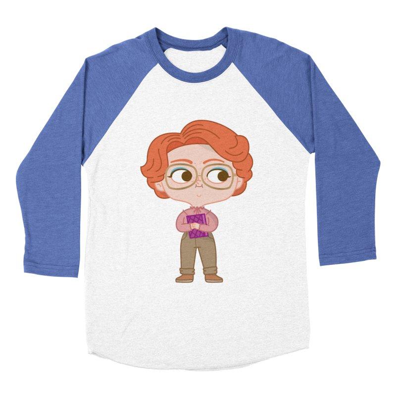 Barb Women's Baseball Triblend T-Shirt by Pepe Rodríguez