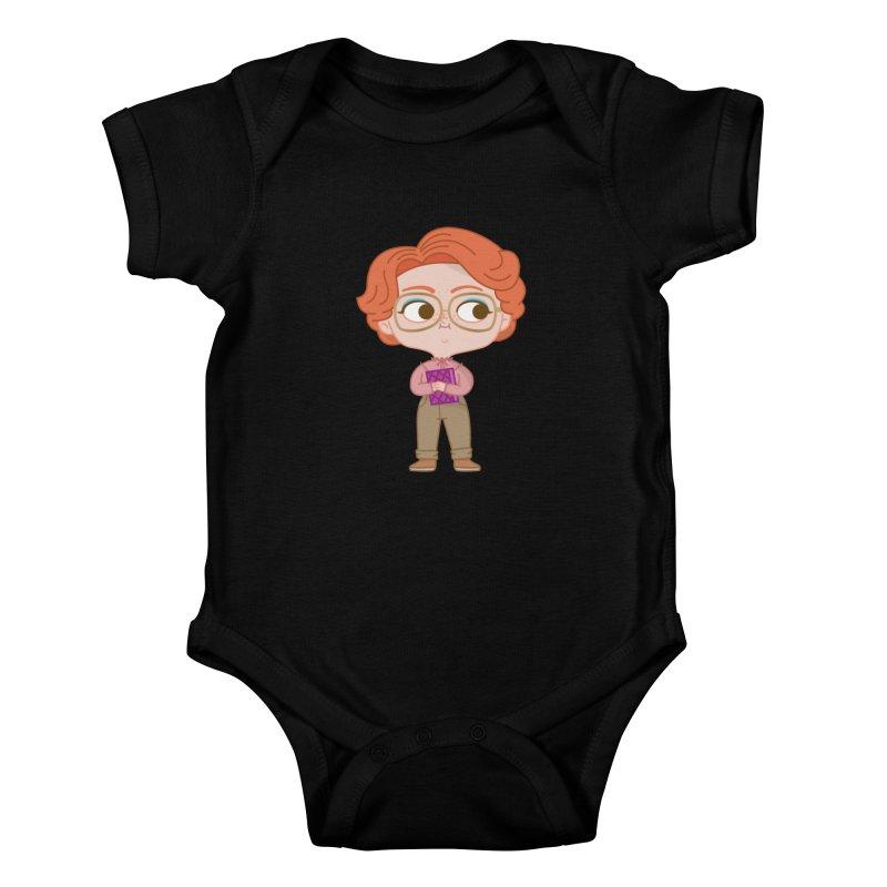 Barb Kids Baby Bodysuit by Pepe Rodríguez