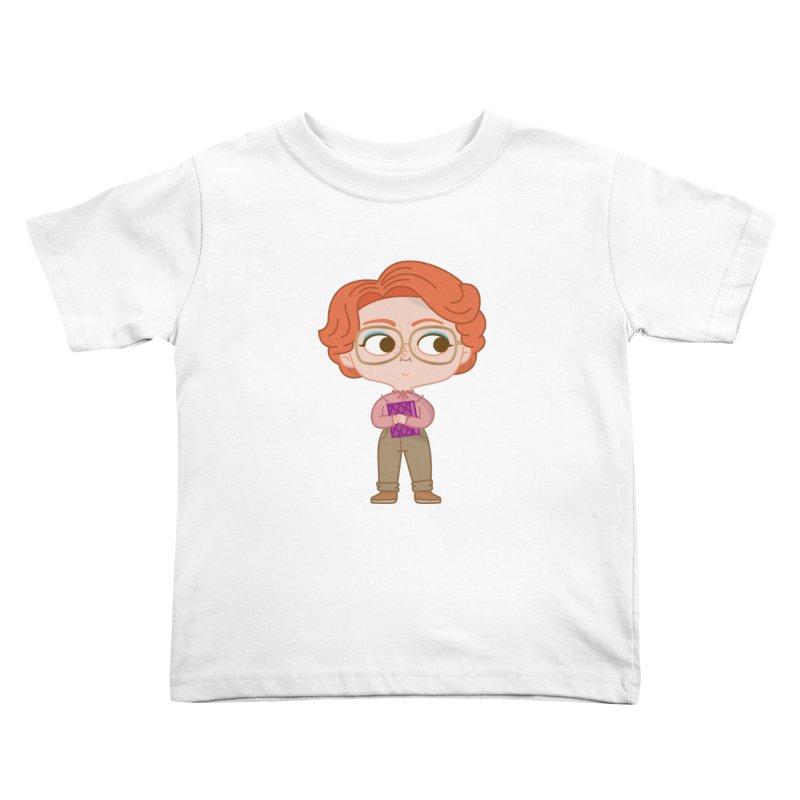 Barb Kids Toddler T-Shirt by Pepe Rodríguez
