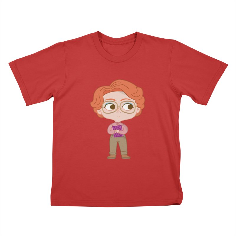 Barb Kids T-Shirt by Pepe Rodríguez