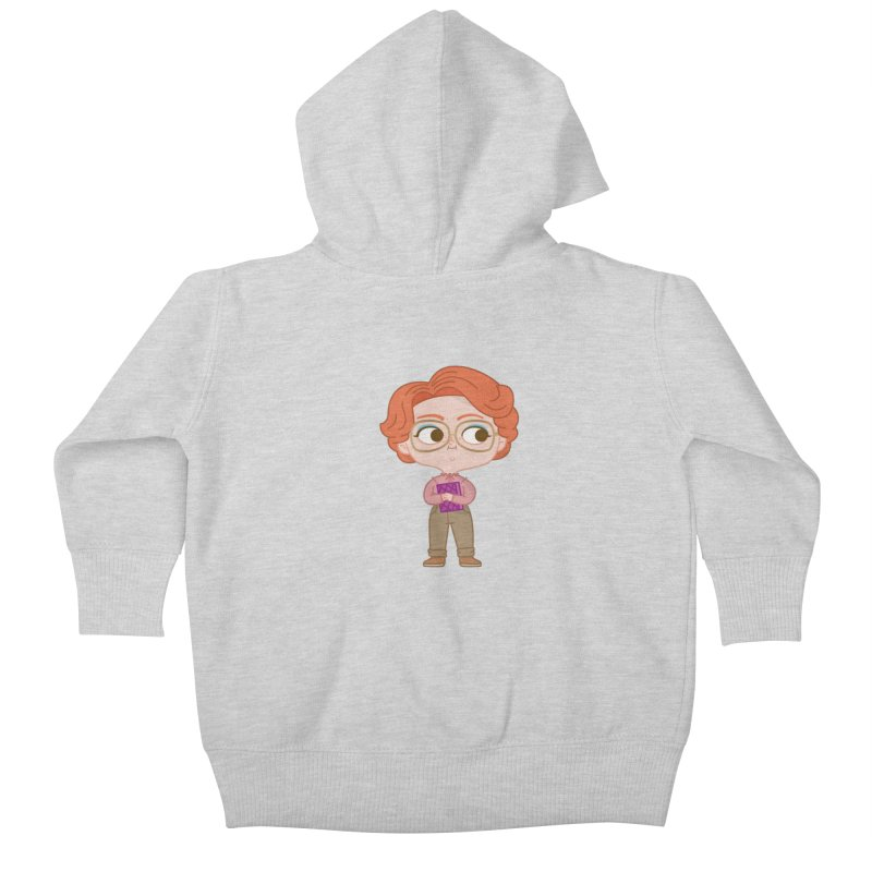 Barb Kids Baby Zip-Up Hoody by Pepe Rodríguez