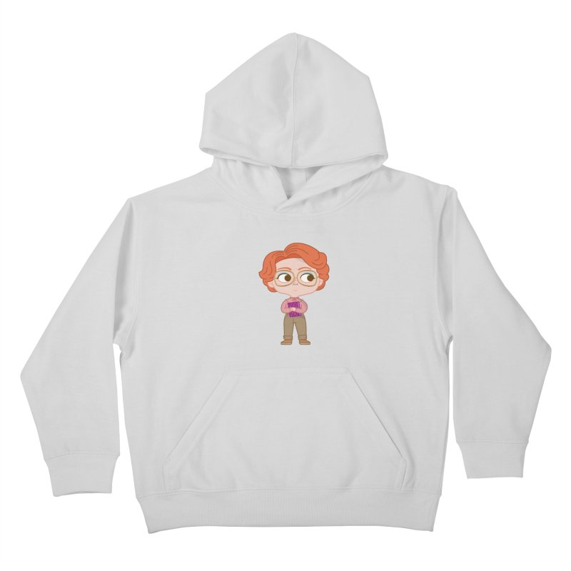 Barb Kids Pullover Hoody by Pepe Rodríguez