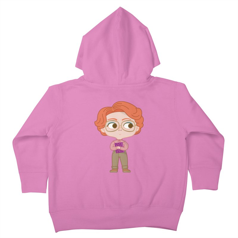 Barb Kids Toddler Zip-Up Hoody by Pepe Rodríguez