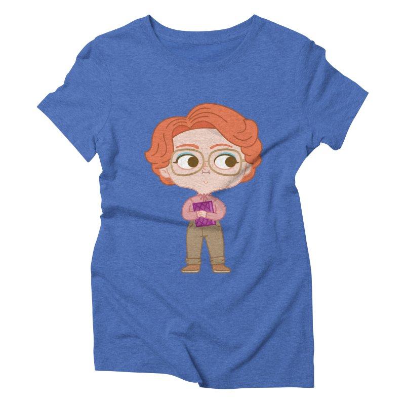 Barb Women's Triblend T-Shirt by Pepe Rodríguez