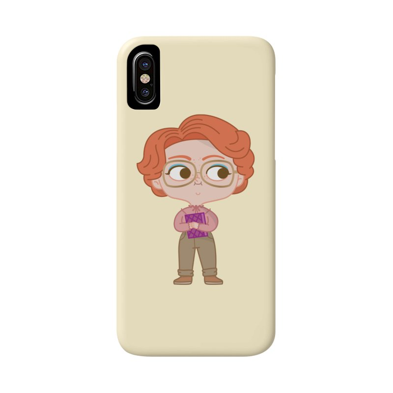 Barb Accessories Phone Case by Pepe Rodríguez