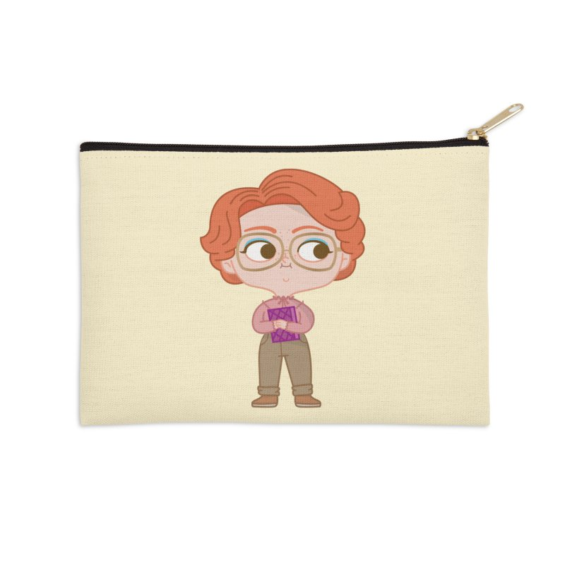 Barb Accessories Zip Pouch by Pepe Rodríguez