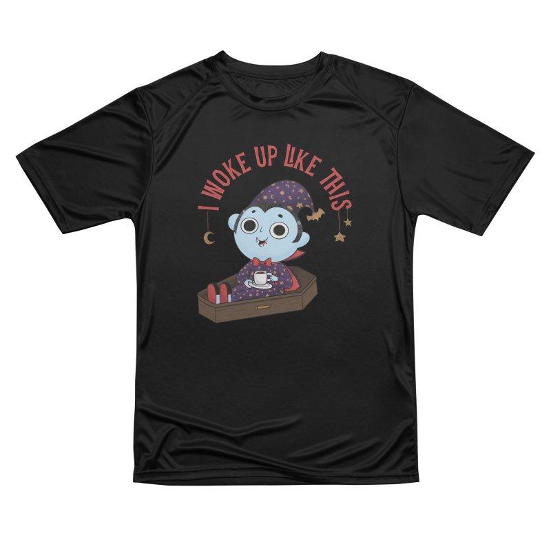 Woke up Men's Performance T-Shirt by Pepe Rodríguez