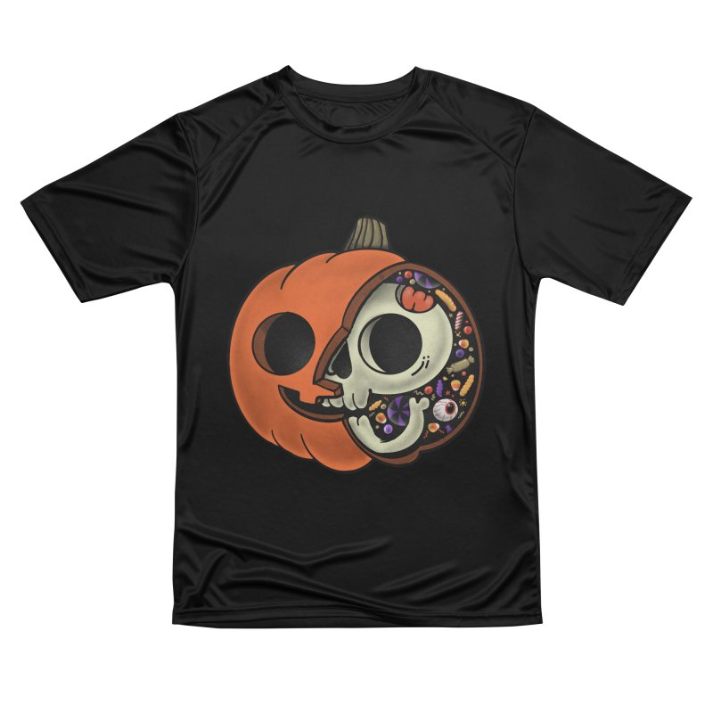 Halloween Anatomy Men's Performance T-Shirt by Pepe Rodríguez