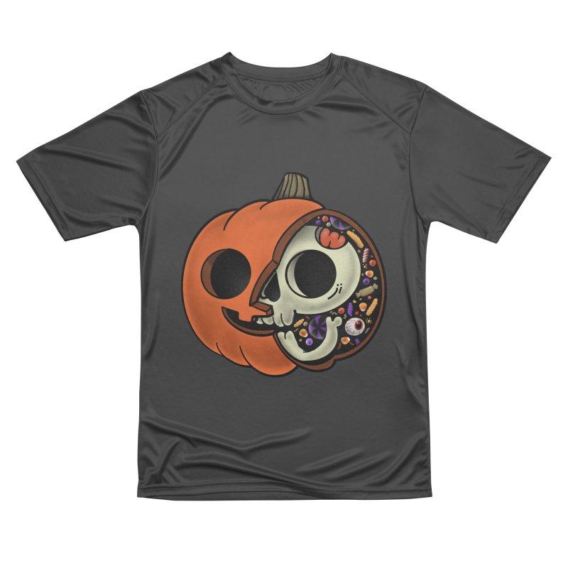 Halloween Anatomy Women's Performance Unisex T-Shirt by Pepe Rodríguez
