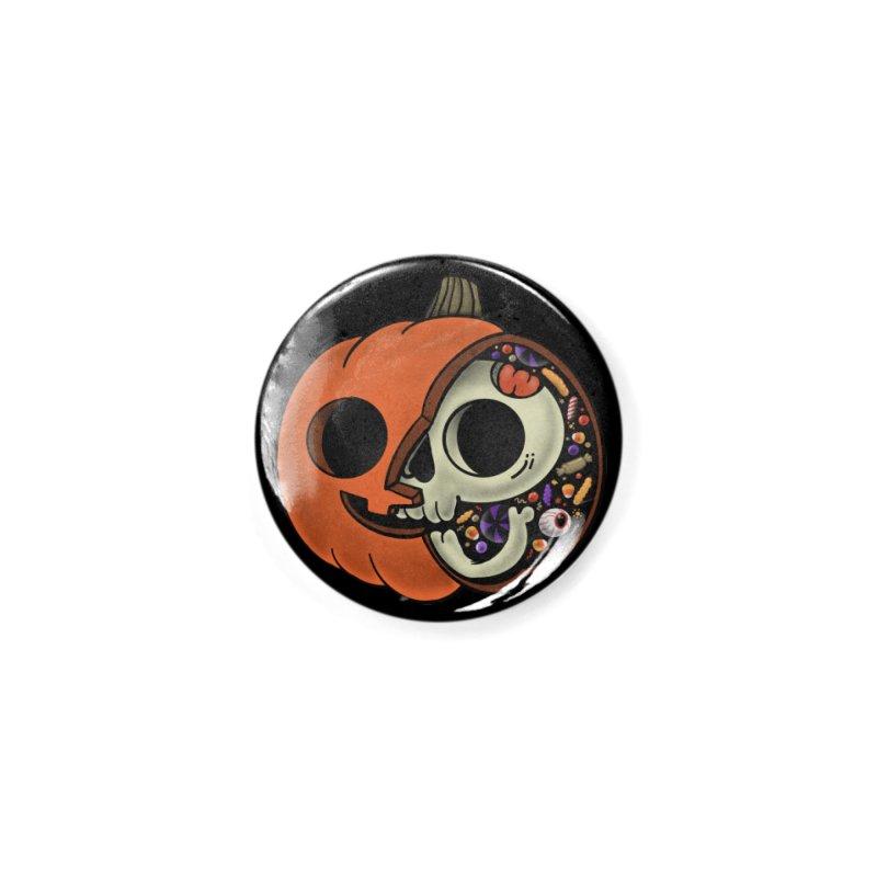 Halloween Anatomy Accessories Button by Pepe Rodríguez