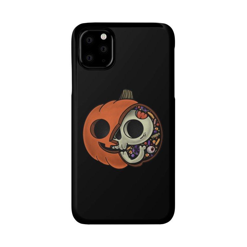 Halloween Anatomy Accessories Phone Case by Pepe Rodríguez