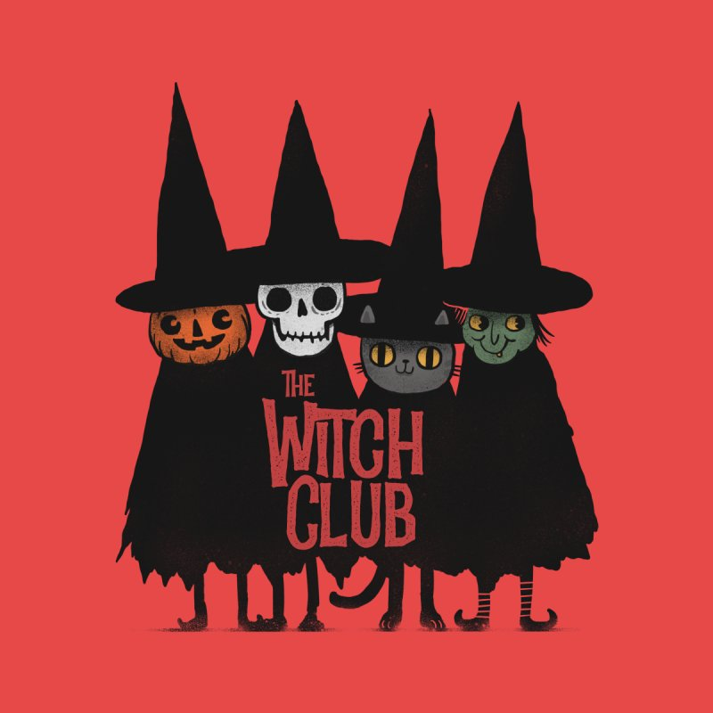 Witch Club by Pepe Rodríguez